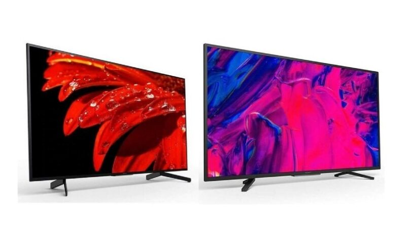 Sony launches two new