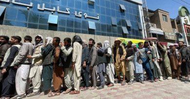 Afghanistan on the verge