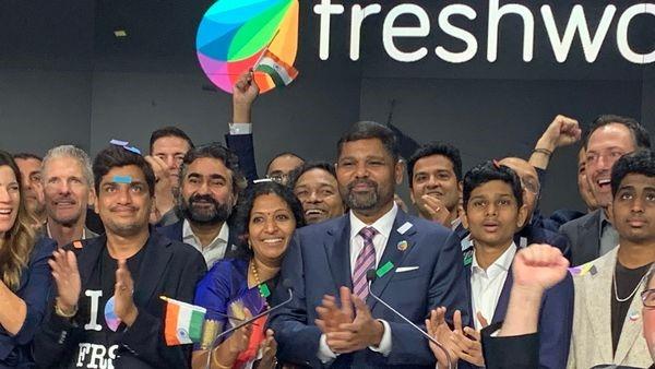 Indian company Freshworks