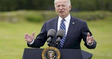 Joe Biden said
