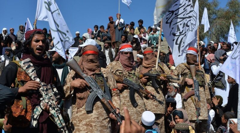 Taliban fought with America