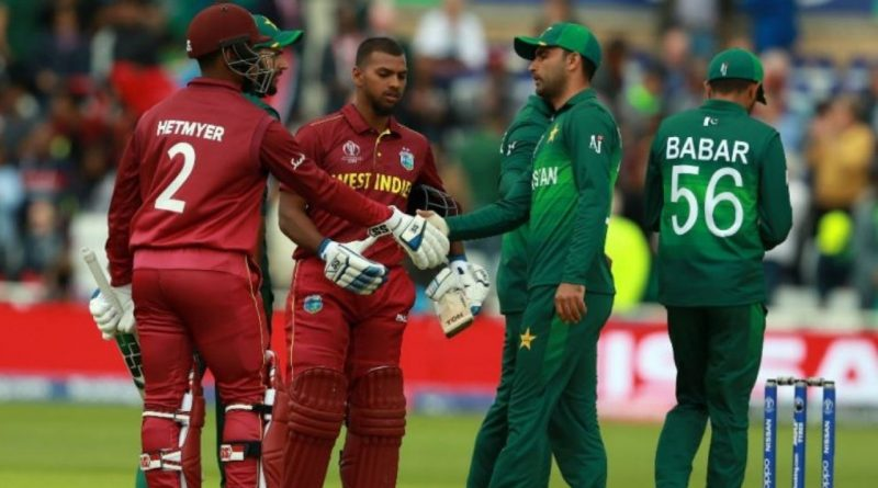 West Indies agreed to play
