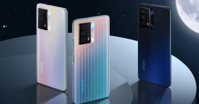 iQOO Z5 5G Smartphone