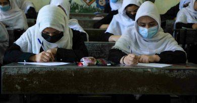 Taliban Imposed ban
