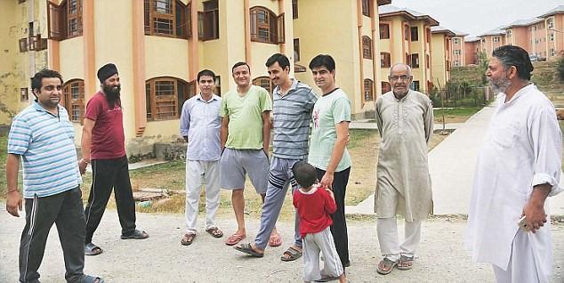 Kashmiri Hindu employees