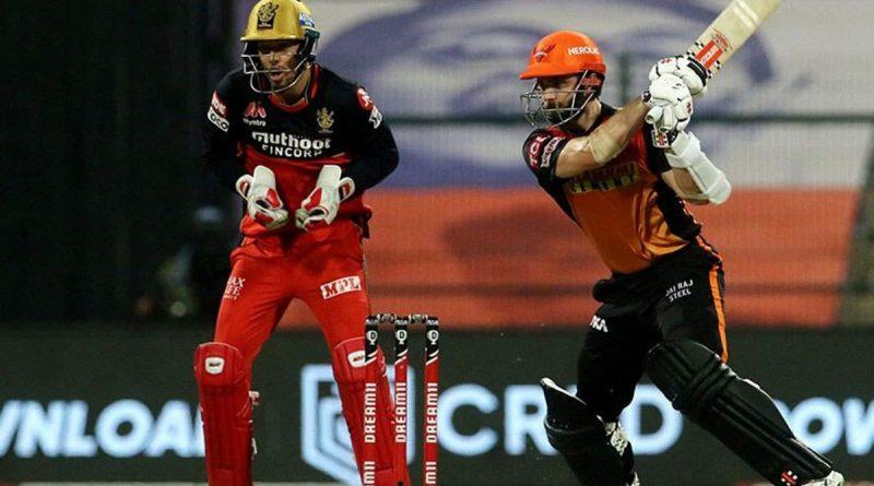 IPL 2021 RCB vs SRH: