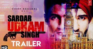Sardar Udham Trailer: