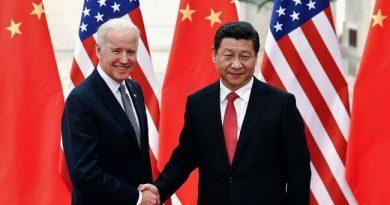 Xi Jinping and Biden